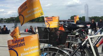 Montag, 22. Juni: Fahrradsternfahrt und Halbmarathon, NOlympia bei Linken, Freiheit bei FDP, Flüchtlinge, Theaterfestival