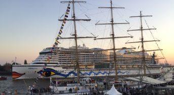 Montag, 9. Mai : Rekord beim Hafengeburtstag, HSV gerettet, Brand im Hafen, Sommer in der Stadt