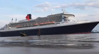 Mittwoch, 22. Juni: Fahrradstadt Hamburg kommt, Hafen spricht über Landstrom, Queen Mary 2 spendete, Rocker auf freiem Fuß