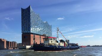 Donnerstag, 23. März: Ermittlung gegen Hapag-Lloyd, Freispruch in Silvesterprozess, Vertrag für Gisdol, Eisbrecher im Hafen